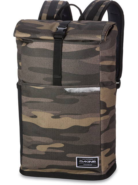 Dakine Section Roll Top Wet/Dry 28l Rygsæk oliven